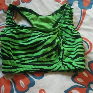 Girls dancewear size 8-10 small